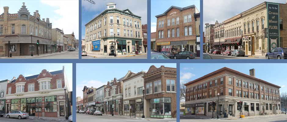 National Register Nomination (Downtown Plymouth Historic District)