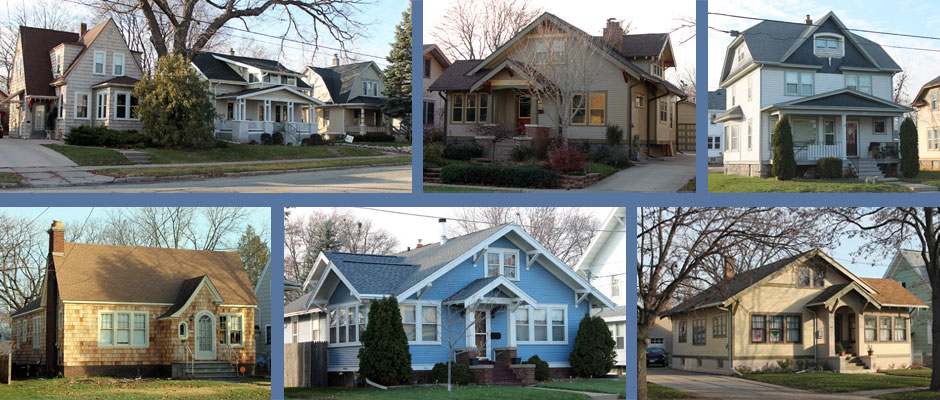 National Register Nomination (North Main Street Bungalow Historic District)